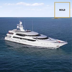 LAZY Z 170-foot Oceanco luxury superyacht SOLD by Merle Wood & Associates