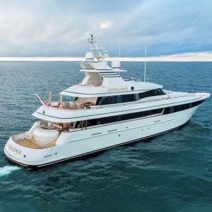 EXCELLENCE 153 foot Feadship luxury superyacht for sale with Merle Wood & Associates