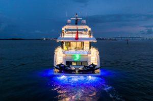 Perseverance 3 Ssunseeker 95-foot luxury charter yacht