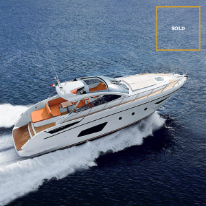 DARE CORDA 44-foot Azimut Atlantis Express yacht sold by Merle Wood & Associates