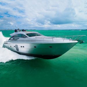 LOKI 64 Pershing luxury yacht sold