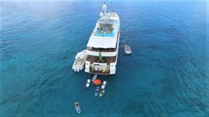 NITA K II Amels 171-foot luxury superyacht for sale with Merle Wood & Associates