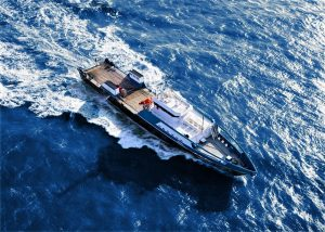 THE ULTIMATE SHADOW VESSEL luxury expedition yacht for sale with Merle Wood & Associates
