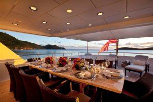 Milk & Honey 125-foot Palmer Johnson luxury charter yacht