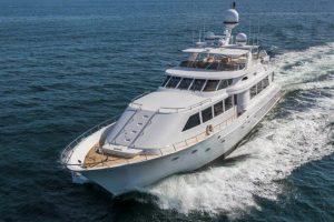 Cru 96' Westship luxury superyacht for sale with Merle Wood & Associates