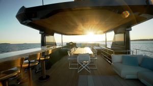 Alpha Spritz 102' custom luxury superyacht