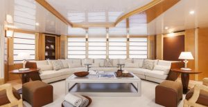 Amore Mio 2 171-foot Abeking & Rasmussen luxury superyacht for sale with Merle Wood & Associates