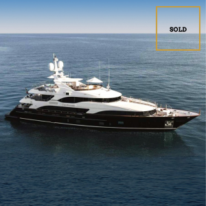 CHECKMATE 143' Benetti luxury superyacht SOLD by Merle Wood & Associates