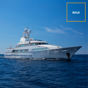 MQ2 161-foot Feadship luxury superyacht SOLD by Merle Wood & Associates