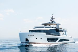 Alpha Yachts Spritz 102 luxury superyacht