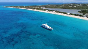 APOGEE 205-foot Codecasa luxury superyacht for sale with Merle Wood & Associates