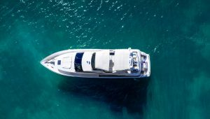 C-Weed 70-foot Azimut luxury yacht for sale with Merle Wood & Associates
