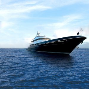 DOROTHEA III 147-foot Cheoy Lee luxury expedition yacht for sale