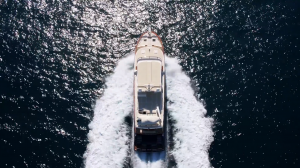 ONE LIFE 88-foot Marlow luxury yacht video listed with Merle Wood & Associates