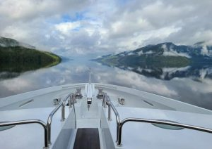 CHRISTENSEN HULL 038 164-foot yacht for sale with Merle Wood & Associates