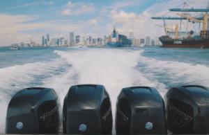CSR Powerboats Custom V53 yacht walkthrough video
