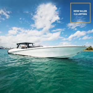 CSR Powerboats CUSTOM V53 yacht for sale with Merle Wood & Associates