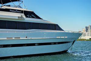 PLATINUM PRINCESS 105-foot Heesen luxury yacht for sale with Merle Wood & Associates