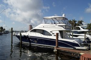 SWEET MELISSA 55-foot Sea Ray yacht for sale with Merle Wood & Associates