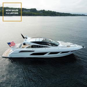 SUMMERWIND 68-foot Sunseeker luxury yacht for sale with Merle Wood & Associates