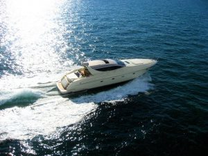Bon Vivant 72 Riva luxury yacht for sale with Merle Wood & Associates