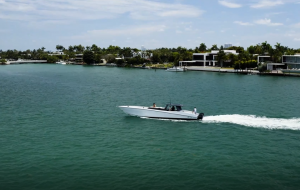 CSR Powerboats Custom V53 for sale with Merle Wood & Associates