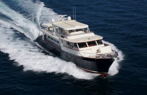 ONE LIFE 91-foot Marlow luxury yacht for sale with Merle Wood & Associates