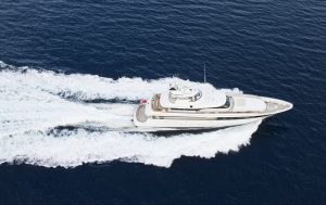 EXCELLENCE 153-foot Feadship luxury superyacht for sale with Merle Wood & Associates