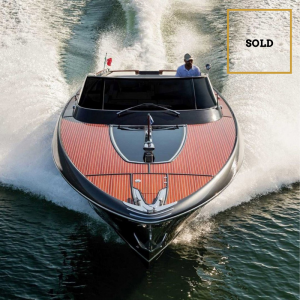 RIVAMARE 38-foot Riva luxury yacht SOLD by Merle Wood & Associates
