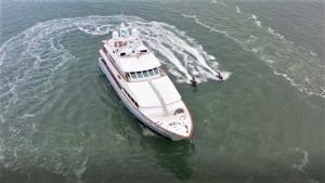 JUST SAYIN' 132-foot Trident superyacht video screenshot