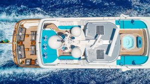 NITAK K II 171-foot Amels luxury superyacht for sale with Merle Wood & Associates